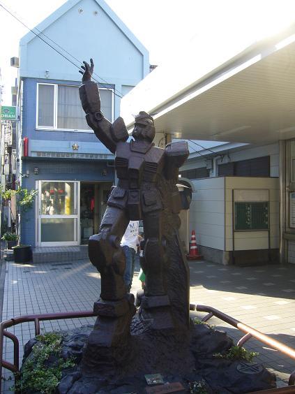 上井草ガンダム