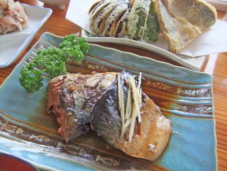 はらいっぺえ定食煮魚@相浜亭