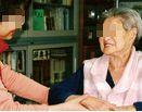 100才穏やかな祖母