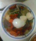 家の朝飯2