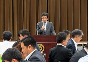 平成29年度第1回幹事会開催