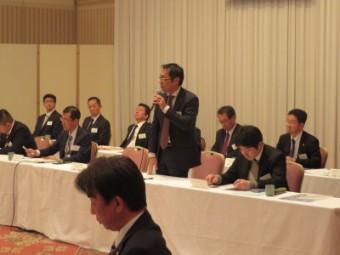 平成29年度第3回幹事会・新年会