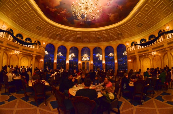 2015 wdw 4 be our guest restaurant my disney for 3 dining rooms at be our guest
