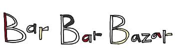 BarBarBazarロゴ