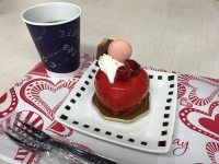 H29 バレンタインCafe