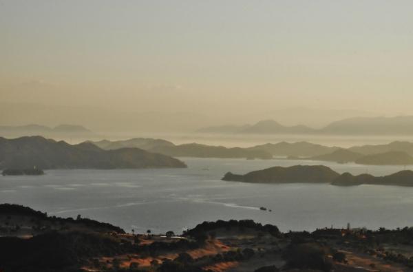 2019-01-14 新岡山港の夕陽 002.JPG