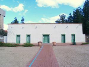 ツーソン初期の家