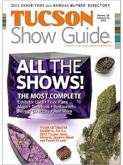 Tucson gem show guide