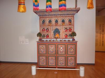 ブータンの仏壇