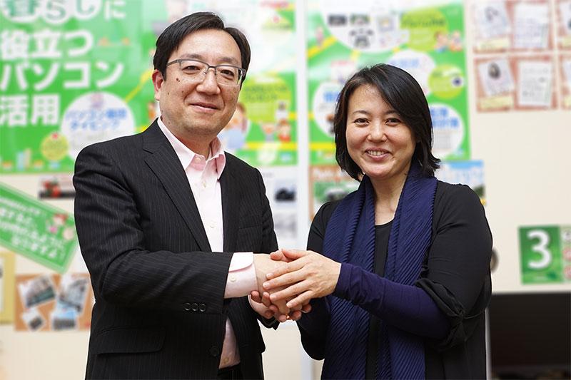 杉田かおるさん