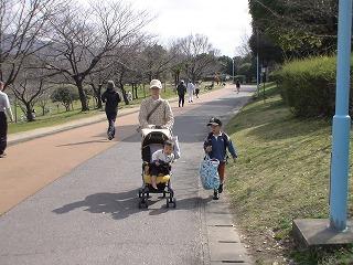 春日公園ピクニック