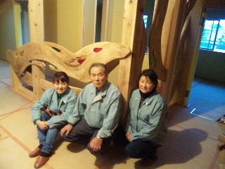 福島県相馬の木造の家 幸せ感じる住まいに!