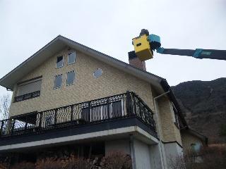 九重の家増改築|薪ストーブ