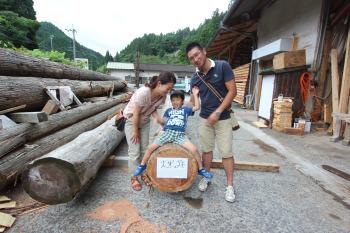 オンリーワンの大黒柱|福岡県小郡市の木造注文住宅