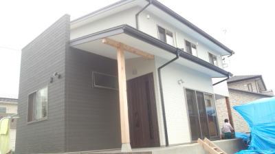 完成引き渡し|福島県相馬の木造りの家