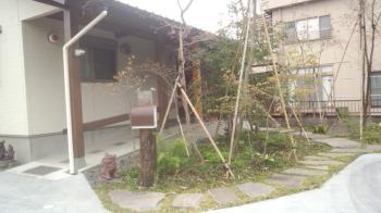 福島県相馬の木造りの家-完成から2年-