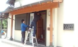 福岡県早良区のメンテナンス