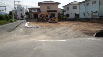 既存建物の解体工事|福岡県太宰府市の木の家