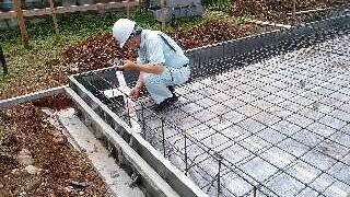 配筋検査|福岡県田川市の木造りの家
