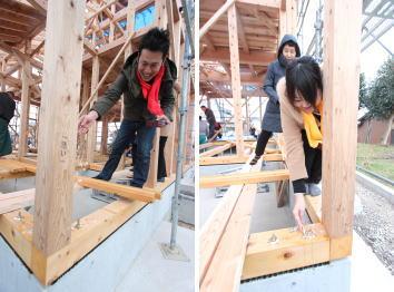上棟式|福岡県小郡市木造りの家
