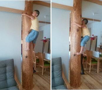 子供の成長を育む家!|家が遊び場!心と体を育む快適健康住宅