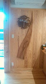 お客様をご案内!|手造りと木のぬくもりに包まれた暮らしを楽しむ住まい-大分県由布市-