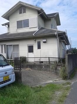 福岡県筑紫野市の木造りの家