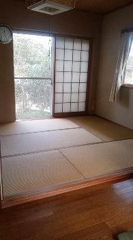 畳から杉浮造り床板へ|手造りと木のぬくもりに包まれた暮らしを楽しむ住まい-大分県由布市-