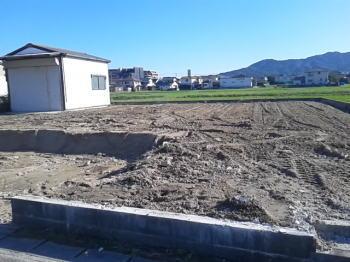 土地|福岡県筑紫野市の木造りの家