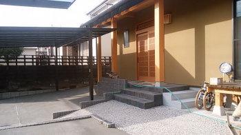 お引渡し後 吹き抜けのあるオープン空間で家族がつながる住まい-福岡県西区-