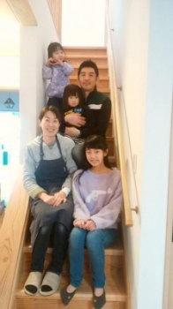 祝!お引っ越し! 大容量収納と回遊性のある 間取りで快適な住まい-福岡市城南区-