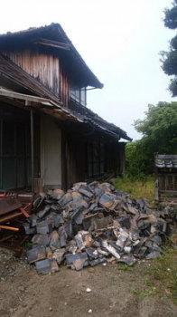 解体工事|年を重ねても安心・快適に住めるバリアフリーの住まい-福岡県久留米市-