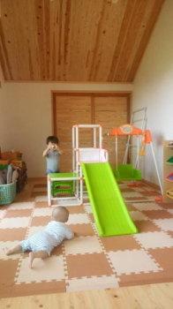 完成しました! 丈夫で長持ち! 孫の代まで住み継ぐ大屋根の家-福岡県筑紫野市-