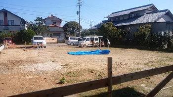 地鎮祭|福岡県久留米市江戸屋敷の注文住宅!