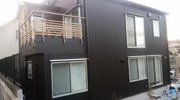 完成後のお住まいへ|地形を考慮した2階リビングの住まい -福岡市城南区-