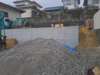 造成工事|玄関・浴室を共有 限られた敷地に実現した二世帯住宅-福岡県太宰府市-