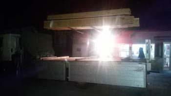 運搬も自分たちで!|玄関・浴室を共有 限られた敷地に実現した二世帯住宅-福岡県太宰府市-
