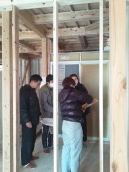 外部&内部|玄関・浴室を共有 限られた敷地に実現した二世帯住宅-福岡県太宰府市-