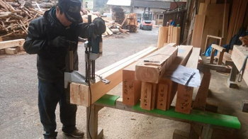 切込加工|最高ランク耐震等級3!安心で広々大空間の住まい-福岡県久留米市-
