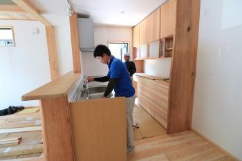 完成に向けて|福岡県太宰府市の木造りの家