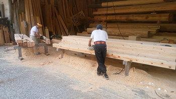 ウッドデッキ&手作り家具|最高ランク耐震等級3!安心で広々大空間の住まい-福岡県久留米市-