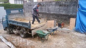 外構工事|セルロースファイバーを採用!吹抜けのある長期優良住宅-福岡県筑紫野市-