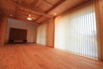 引き渡し|福岡県久留米市の木造りの家