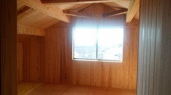 本物の木の住まい|こんな家に住みたい!夢をかなえた本物の自然素材の家-福岡県糟屋郡-