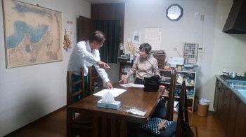 リノベーション計画! 福岡市早良区の木のリノベーション
