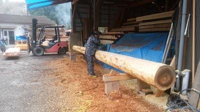工場の様子|熊本県菊池市の木造りの家
