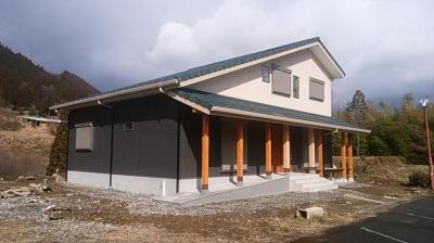 完成に向けて|大分県日田市の木造りの家