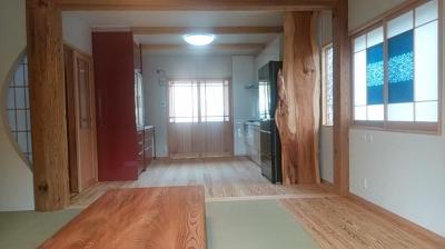 手造り建具|大分県日田市の木造りの家
