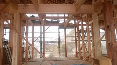 上棟式|熊本県菊池市の木造りの家