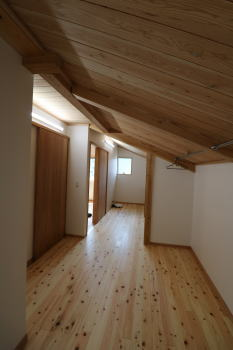 完成|大分県日田市の木造りの家